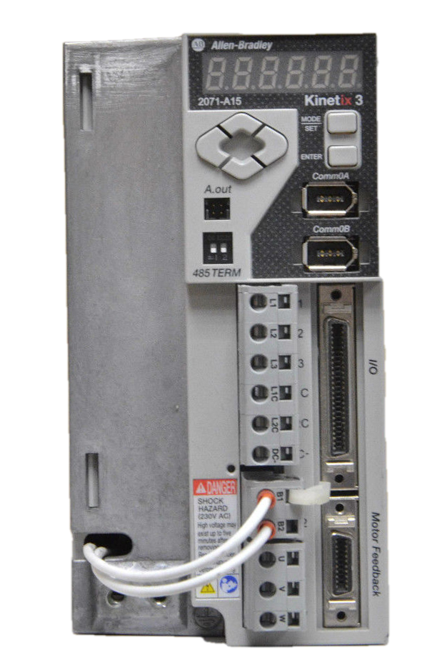 Allen Bradley Drives Kinetix 3