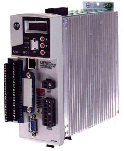 Allen Bradley Drives Kinetix 350
