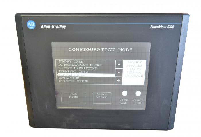 2711-T10G1L1 | Panelview 1000 | Allen Bradley Panelview | Image 1