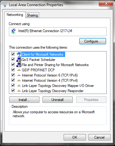 Setting an IP Address on Compact Logix L32E – Do Supply Tech