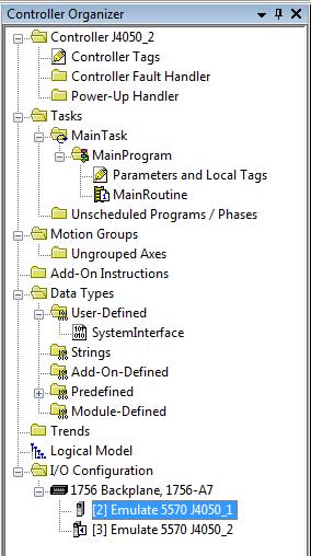 Adding Producing PLC into Consuming PLC I/O Tree