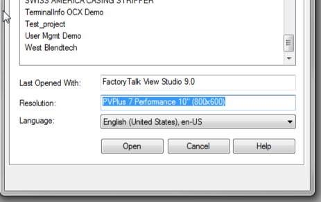 Creating a Runtime File and Downloading to a Panelview Plus 7 – Do