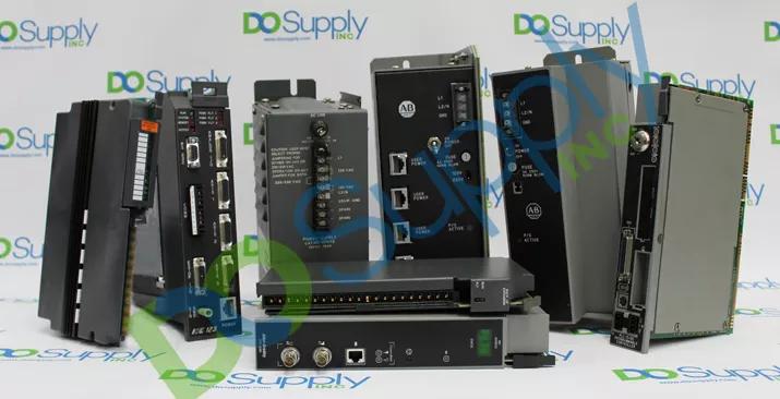 Allen-Bradley PLC-5 modules