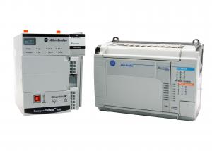 CompactLogix 5380 and MicroLogix 1500 Module