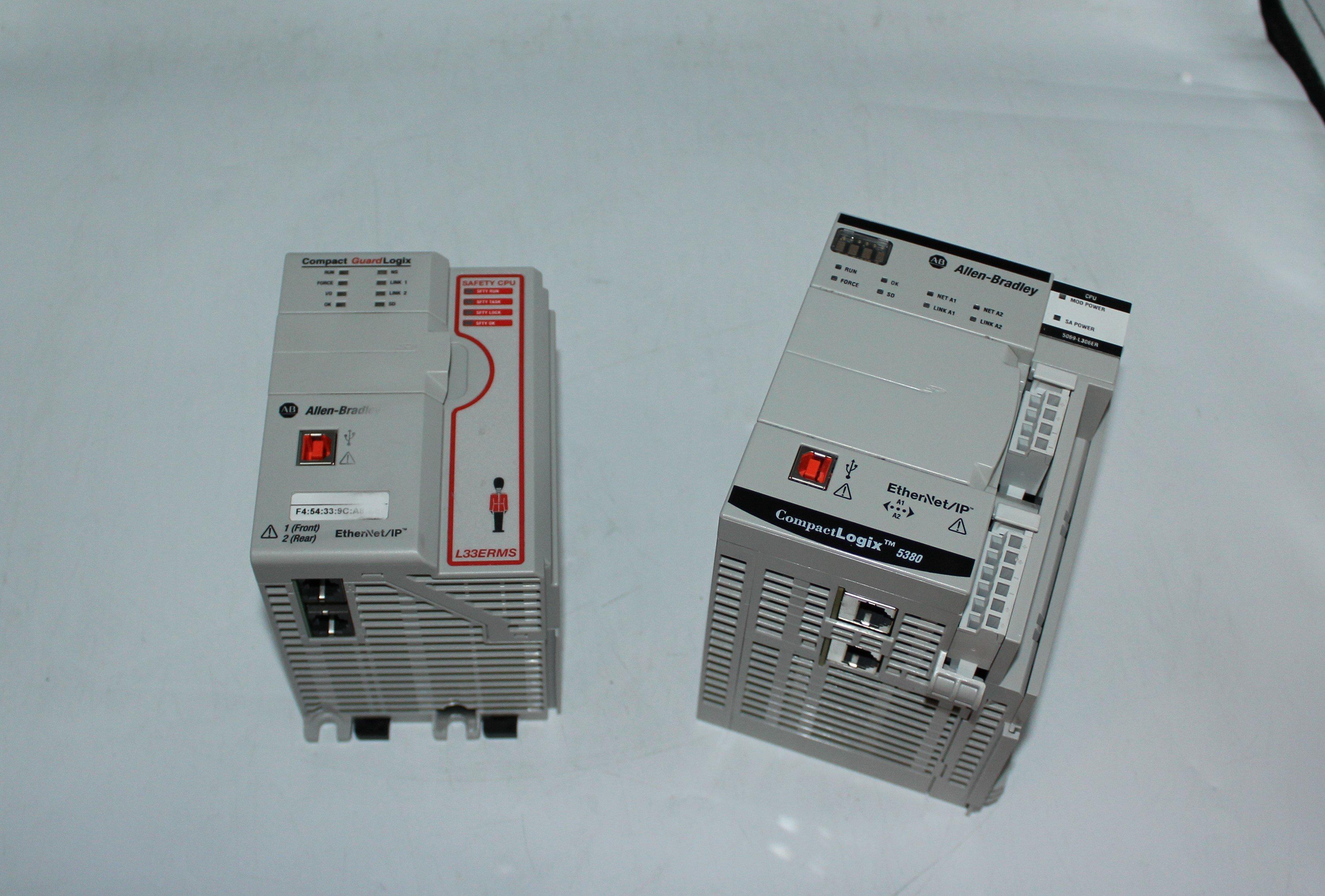 Hardware Comparison: CompactLogix 1769 vs. 5069 Series