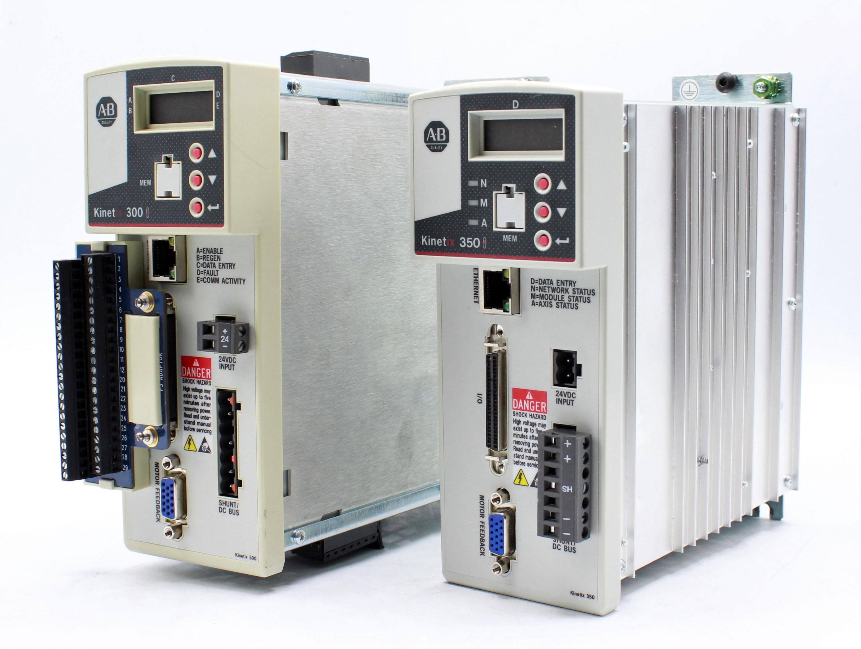 Hardware Comparison: Kinetix 300 vs Kinetix 350
