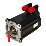Shaft Key on an MPL Servo Motor