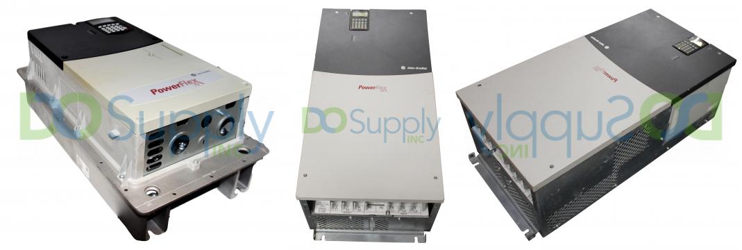 Hardware Comparison: PowerFlex 70 vs. 700 vs. 700S