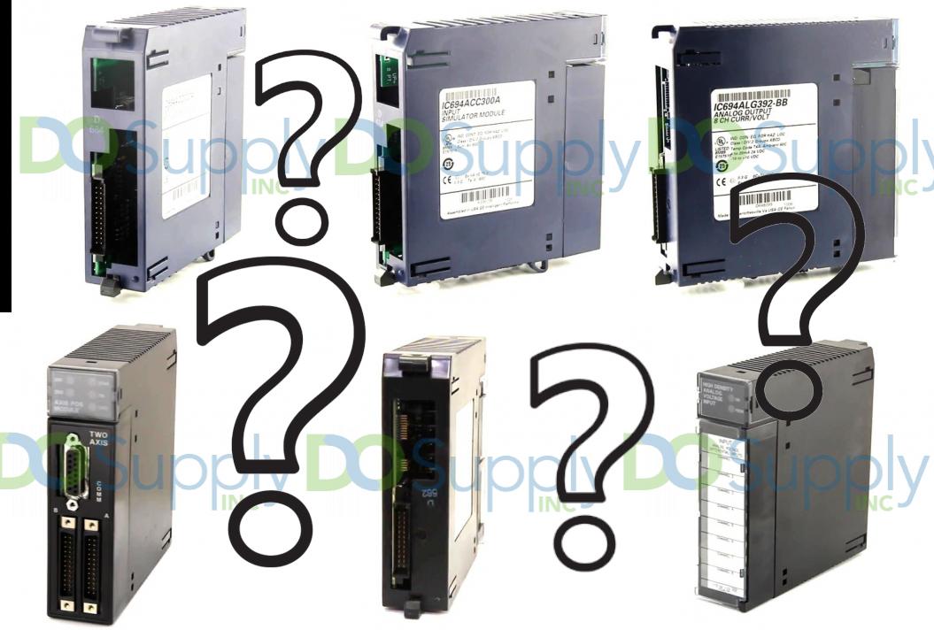 Hardware Comparison: GE Fanuc Series 90-30 vs the Emerson GE RX3i